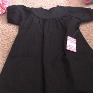 Lolly wholly black dress size 5/6